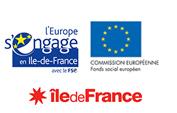 Logo Fond Social Européen