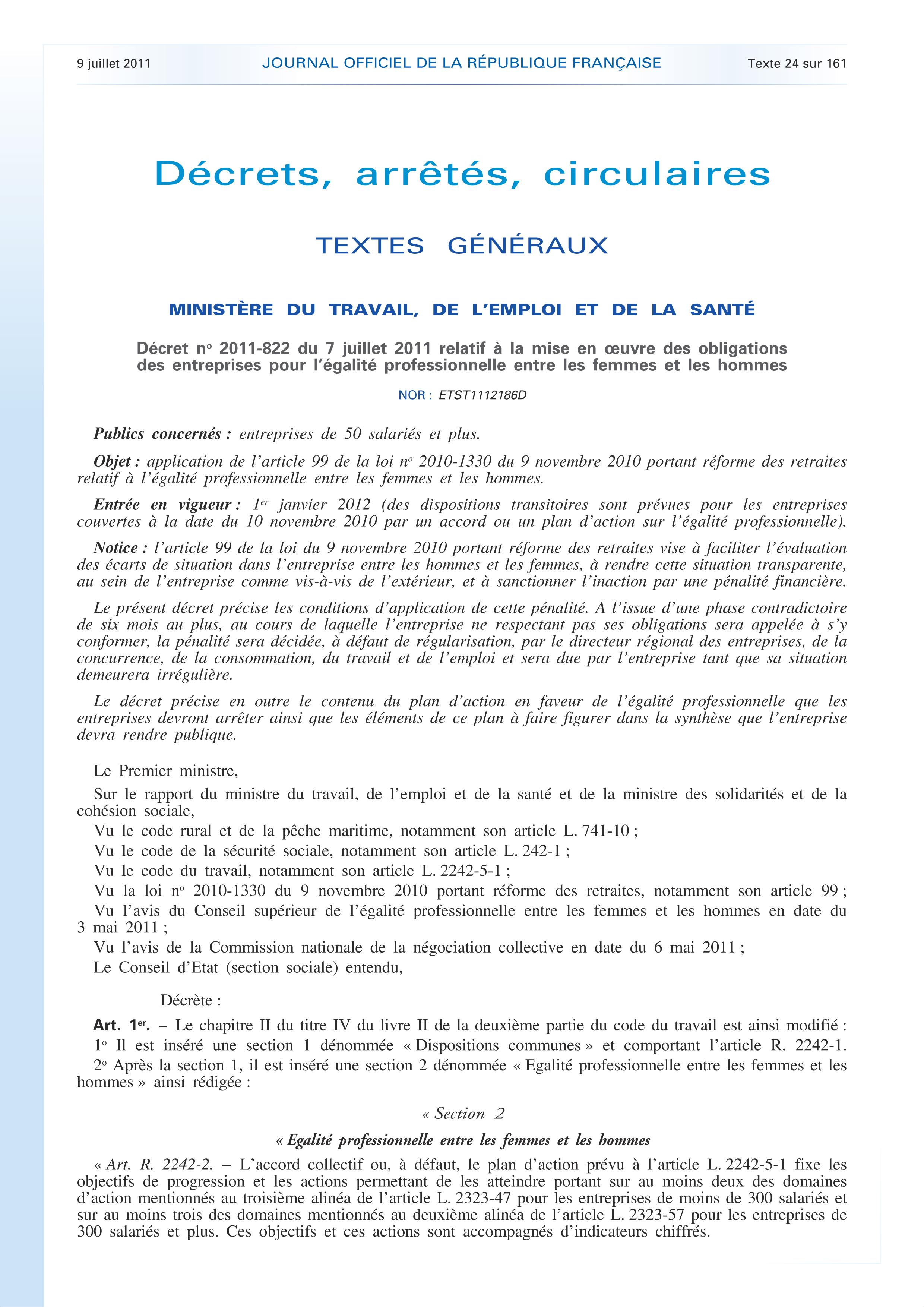 Journal officiel de la République française - N° 158 du 9 jui