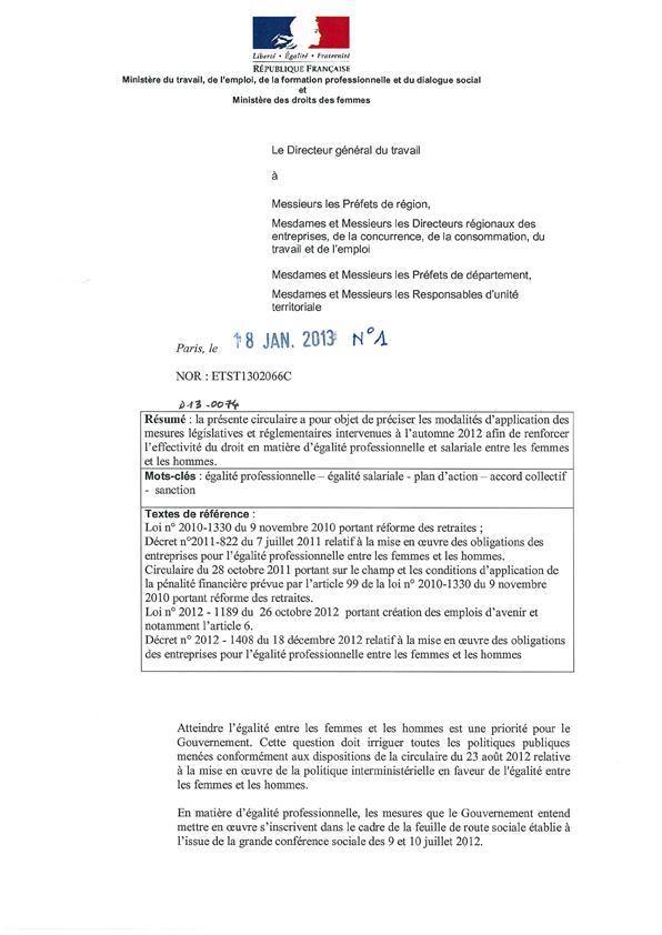 circulaire EGAPRO_18012013-1