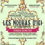 Eflyer Noubas d'ici 30 mai 2014