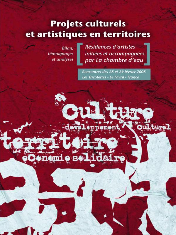 Résidences d'artistes : vecteurs d'initiatives culturelles nouvelles dans les territoires