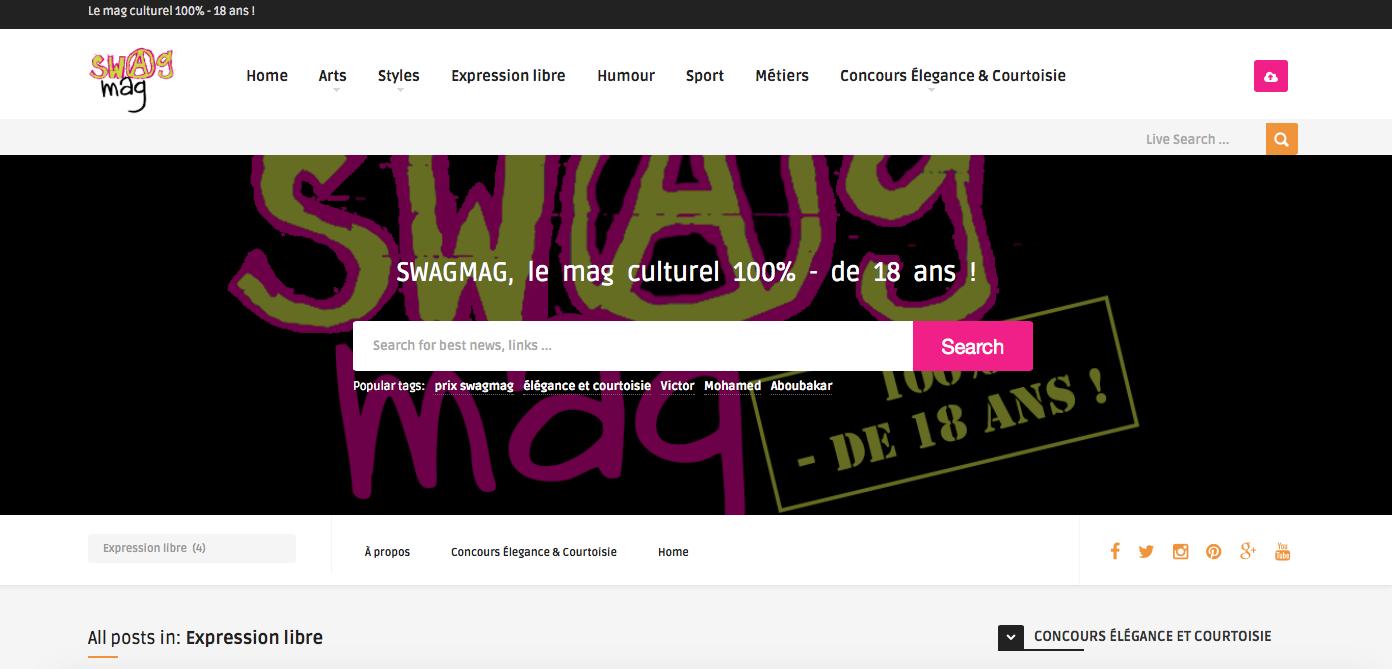 SwagMag.fr