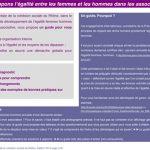 L'égalité professionnelle Homme - Femme dans le secteur associatif